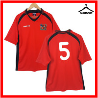 Sheffield FC Football Shirt Macron Large Home Match Prepared Soccer Jersey 2009