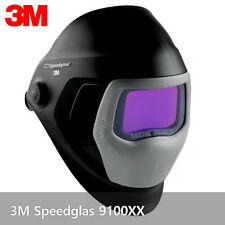 3M SPEEDGLAS 9100XX VARIABLE WELDING HELMET - BLACK