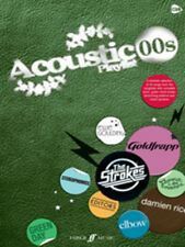 Acoustic Playlist: The 00s (chord sngbk)
