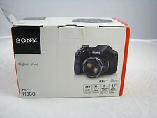 NEW Sony Cyber-shot DSC-H300 20.1 MP Digital Camera - Black