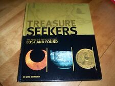 Treasure Seekers Gold Jewels Treasures Gems Gem Lost Ships Tombs Mines Book
