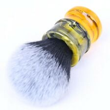 Cool 24MM Synthetic Fiber Shaving Brush High Density Hair Lather Safety Razor