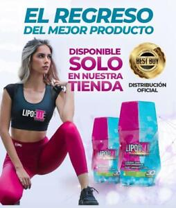 LipoBlue Classic  NEW IMAGE 2021 /Dietary Supplement/FatBurner/Adelgazante/