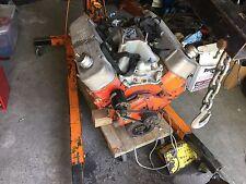 Chevy 427  Bracket Race Motor Estimated Over 500 Horse