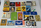 MATCHES : MATCH BOXES / MATCH BOOKS - VARIOUS ADVERTISING THEMED (PM)