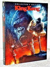 King Kong (Blu-ray, 2021) NE Jessica Lange Jeff Bridges Charles Grodin SLIPCOVER