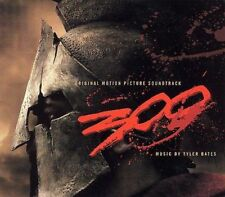 TYLER BATES - 300 [ORIGINAL MOTION PICTURE SOUNDTRACK]  sealed NEW CD