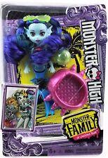 Monster High Sirena Muñeca Monster familia Lagoona Blue Ebbie