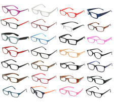Reading Glasses Womens Eyewear 4 Pair Lot  Affordable +1.00 to +4.00 Strength