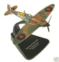 AC001 Oxford Diecast Modelzone 1:72nd Scale Supermarine Spitfire Brand New Boxed