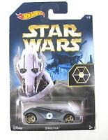 Star Wars General Grievous Hot Wheels Sinistra NEW  NEU OVP