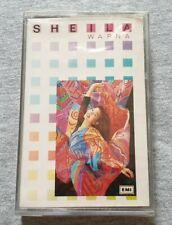 Sheila Majid ~ Warna ( Malaysia Press ) Cassette