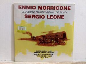 ENNIO MORRICONE - Le Colonne Sonore Dei Film Di SERGIO LEONE - Vinile ZL 71287