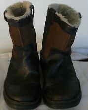 Clarks Mens Winter boots size US 10