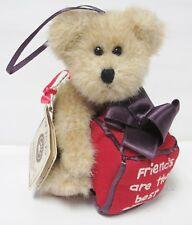 """Boyd's #562450 """"True Friend"""" Plush Ornament * H.B.'s Heirloom Series * Mint!"""
