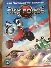 SKY FORCE ~ Animato Planes Caratteristica Film DVD