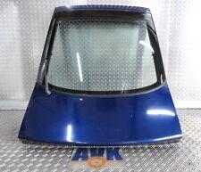 Heckklappe dunkelblau, Opel Calibra A