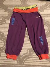 Zumba Cargo Capri Pants ~ Zumba ~  XS