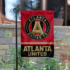 Atlanta United FC Two Sided Garden Flag and Yard Banner