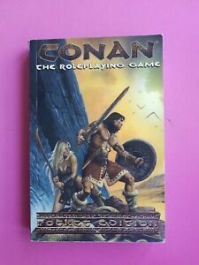 CONAN THE ROLEPLAYING GAME POCKET EDITION - CORE BOOK RPG ROLEPLAY DND D&D OGL