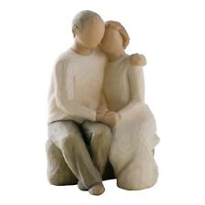 Willow Tree Anniversary Figurine 26184  Loving Couple in Branded Gift Box