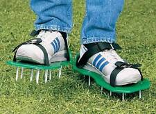 Spiked Aerating Shoes, Lawn Aerator Sandals, Spring Yard Grass Outdoor Landscape