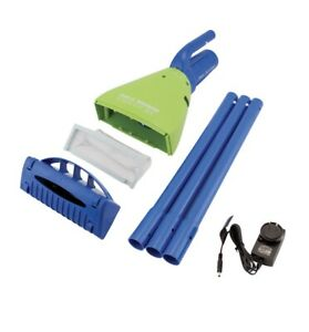 XL Cordless Pool Blaster Aqua Sweeper Broom Rechargeable Cleaner Cleaning Tool