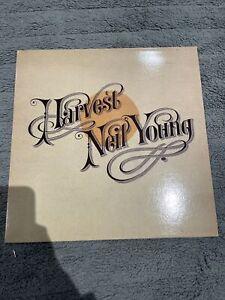 Neil Young Harvest Coloured LP Vinyl Record