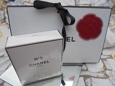 Chanel N°5 EdT TASCHENZERSTÄUBER 20 ml + 40 ml Nachfüllung + Geschenkverpackung