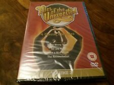 Tales Of The Unexpected Vol Volume 2 UK R2 DVD 4 Episodes New Sealed Two