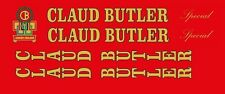 Claud Butler Special Bicycle Decals-Transfers-Stickers #9
