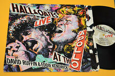 DARYL HALL & JOHN OATES LP LIVE ORIG USA 1985 EX