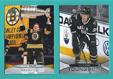 2011-12 Upper Deck Hockey Cards - You Pick To Complete Your Set
