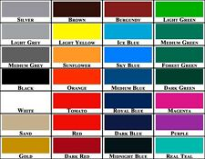 """1/4"""" x 150 ft Roll Vinyl Pinstriping Pinstripe Tape  28 Colors available!"""
