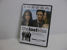 The Last Kiss   NEW! ZACH BRAFF! JACINDA BARRETT! CASEY AFFLECK! BLYTHE DANNER!