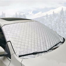 Car Front Windshield Sun Snow Frost Ice Protector Tarp Flap Cover 4Seasons
