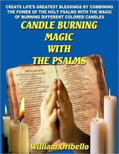 Candle Burning Magic with the Psalms by William Oribello (Paperback)