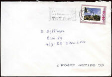 Netherlands 2007 Cover To Rotterdam #C19900