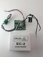 "DELTA EC2 CB ECHO BOARD TURBO ECHO PROFESSIONAL IC for CB HAM RADIO 2"" x 2"" SIZE"