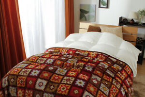 Soft Flannel Blanket Cute CROCHET Motifs and Pattern Cute Single size 140×200cm