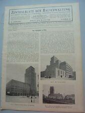 1926 31 Oppeln Reichsbahndirektion