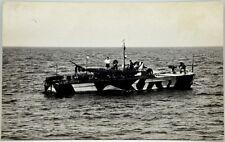 Cartoncino Marina - E 70 M.A.S. 536 - c. 1942 (Da Collezione A. Fraccaroli)