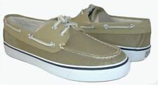 SPERRY TOPSIDER MENS BAHAMA 0561043 FASHION SNEAKERS CANVAS BOAT SHOES SALE 9
