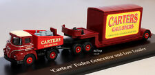 The Greatest Show on Earth Carters Foden Generator and Low Loader Die-cast Lorry