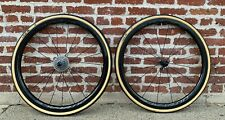 USED Shimano Dura Ace 9100 C40 Tubular Wheelset (includes tires and cassette)