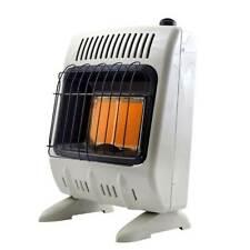 Mr. Heater Home Jobsite 10,000 BTU Vent Free Radiant Propane Heater (Used)