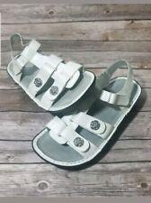 Alegria Womens SZ 42/11 Kleo Opal Snakeprint Strap Wedge Sandals new