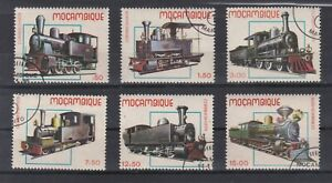 7238 Mosambik Lokomotiven  gestempelt (588)