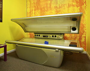 Tan America Santa Barbara Commercial Tanning Bed