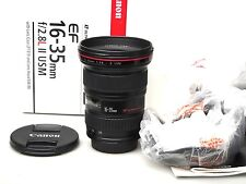 Canon EF 16-35 mm f/2.8 L EF II USM Obiettivo
